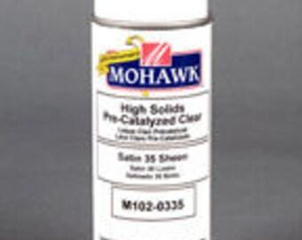 High Solids Pre-Catalyzed Clear Matte 20 Sheen