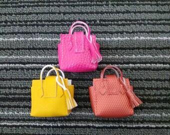 Handbag for Barbie, Blythe, and other 12 inch dolls, 1/6 dolls
