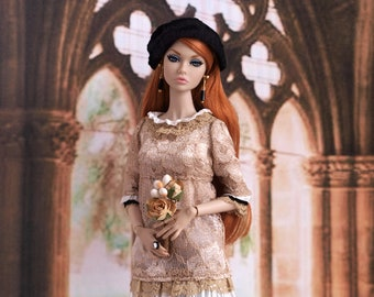 Dress for Intedrity Toys - Fashion Royalty2, Colour Infusion, nuface 2.0, Poppy Parker