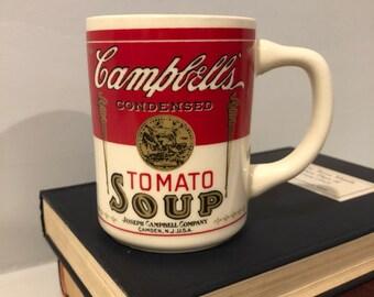 Vintage Campbell's Soup Mug
