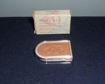 Mary Kay Powder Perfect Eye Color-Goldenrod-#2232-09 oz.-NIB