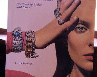 Fashion For Jewels 100 Years Of Styles And Icons Carol Woolton 1988