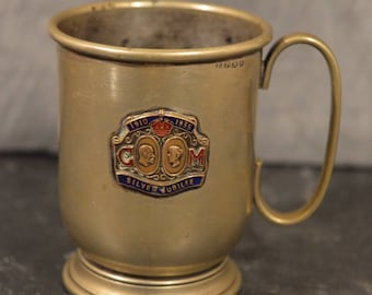 Silver Jubilee Christening Cup