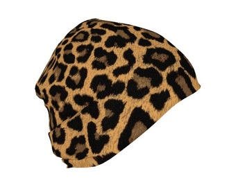 Leopard Love Beanie - Dress up for Chemo
