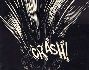 CRASH. New Paintings.