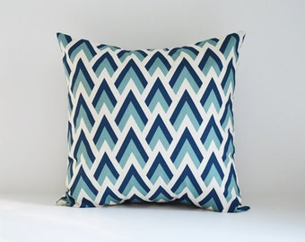 Pillow Cover Decorative Pillows Throw Pillows Blue Pillow Throw Pillow All Sizes