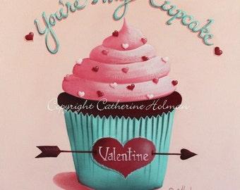 You're my Cupcake Valentine