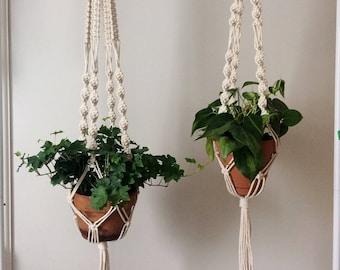 Macrame Plant Hanger / Macrame Hanger