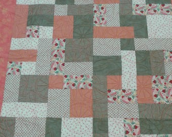Fun Summer Fruit Lap Quilt