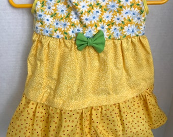 Infant Yellow dress
