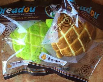 LICENSED Breadou Torto Squishy