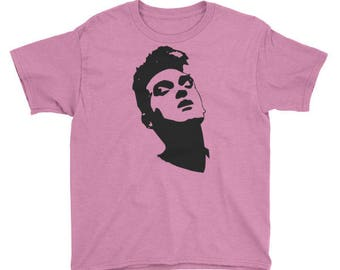 Youth Moz T-Shirt The Smiths Child Kids