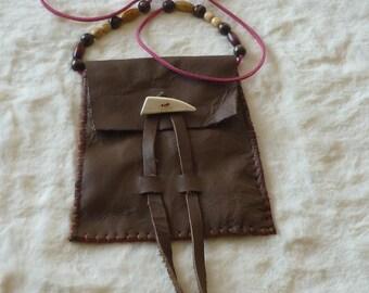 Native American inspired bag