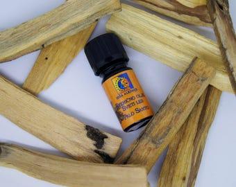 SALE - PREMIUM Palo Santo Sticks -100/55/25g + -50OFF Palo Santo Essential Oil - 100% - 5ml - Healing -  Pure Essential Oil - FREEshipping