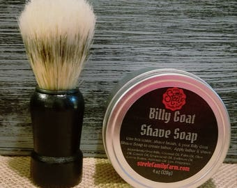 Goat Milk Shave Soap