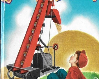 Vintage Mid Century Children's Book - See It Goes!