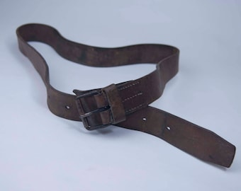 Leather Belt (1330-10-G1300)