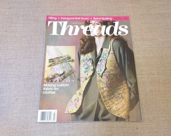 Threads Magazine March 1994 Back Issue Number 51
