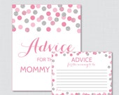 Pink and Gray Advice for ...