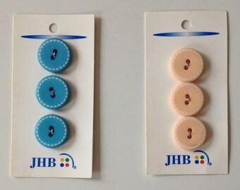 JHB Pattern Buttons