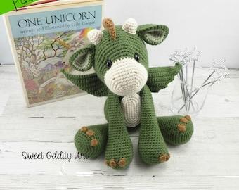 dragon crochet pattern, crochet dragon, dragon doll, amigurumi, dragon pattern