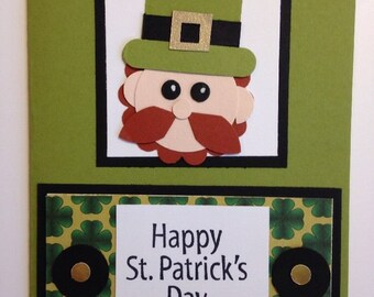 Stampin' UP Lucky Leprechaun St. Patrick's Day Card Kit