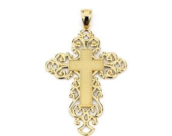 Cross Necklace Gold Cross Necklace Cross Cross Jewelry