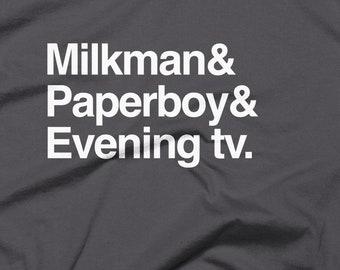 Full House Theme Song Modern T-Shirt