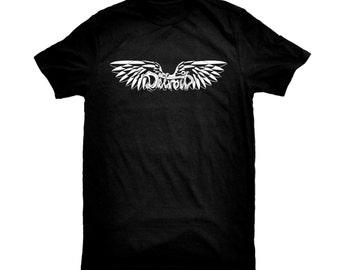 Detroit Wheels Rocker T-Shirt | Detroit Wheels Detroit Rock City