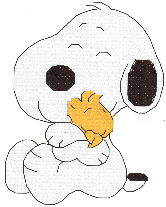 Großartig Snoopy Muster Nähen Bilder - Strickmuster-Ideen ...