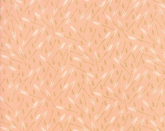 Front Porch - Stems Peach by Sherri & Chelsi for Moda, 1/2 yard, 37543 12