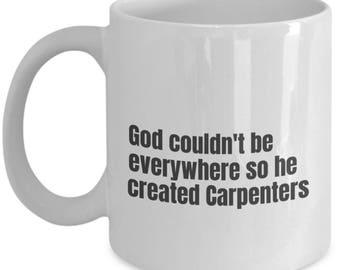 Carpenter funny mug, Carpenter funny mug, Carpenter, gift idea