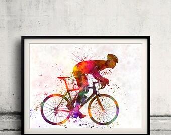 cyclist road bicycle - SKU 0604