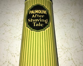 Palmolive After Shave Talc