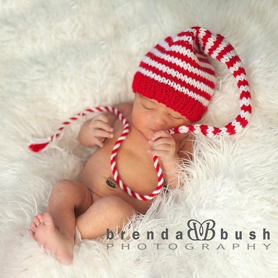 Funky Knitted Christmas Hat Patterns Motif - Easy Scarf Knitting ...