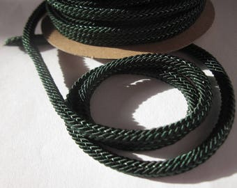 1 meter of braided cotton reinforced with 4 mm thick (139)