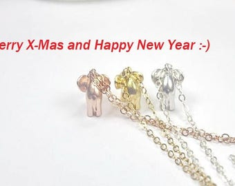 Generations jewelry,Elephant set 3 grandmother mother daughter jewelry set, Three Best Friends Jewelry.  .Gift for three sisters.three aunts