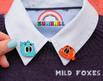 Gumball  Brooches