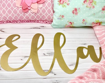 Custom Baby Name Sign (Up to 10 letters)