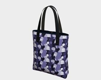 Gloomy Monogram - Tote Bag