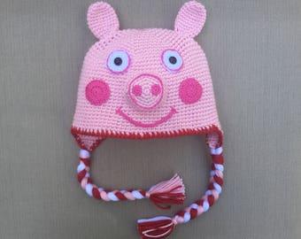Peppa Pig hat. listing #18969