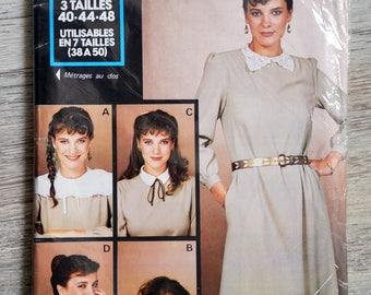 Pouch pattern France 1071 - dress (Vintage)