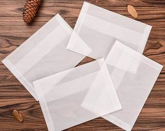Translucent  Envelope // Letter Envelopes // Vellum Envelope // Letter Writing Envelopes
