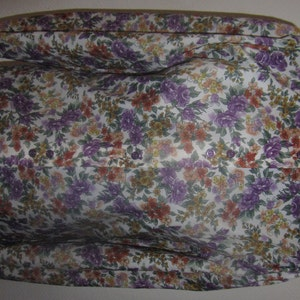 Floral blouse (medium)