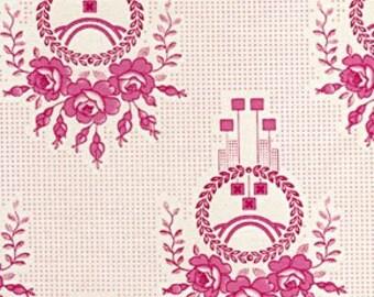 1 YARD Jennifer Paganell Mod Girls Fabric