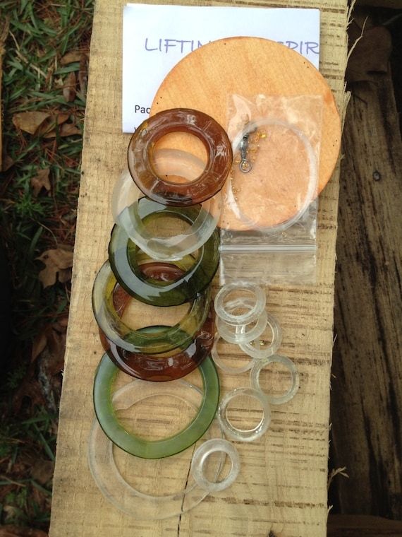 Diy windchime kits mini windchime kits mobile eco friendly solutioingenieria Image collections