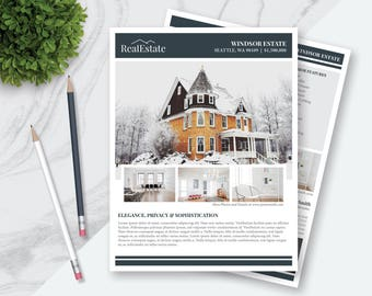 Real estate flyer and postcard templates apple pages real estate flyer template 10 photos double sided pages powerpoint publisher saigontimesfo