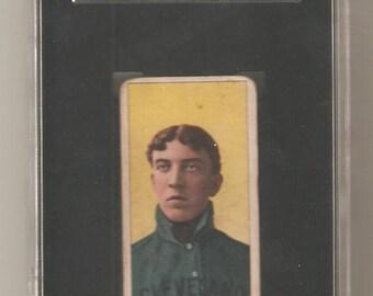 1909 T-206 Addie Joss SGC 30 Good