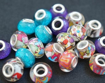 20 beads European STYLE 14 set