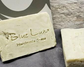 Rustic Lemon Rosemary Bath Bar Soap